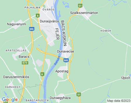 Riasztók szerelése Dunavecse