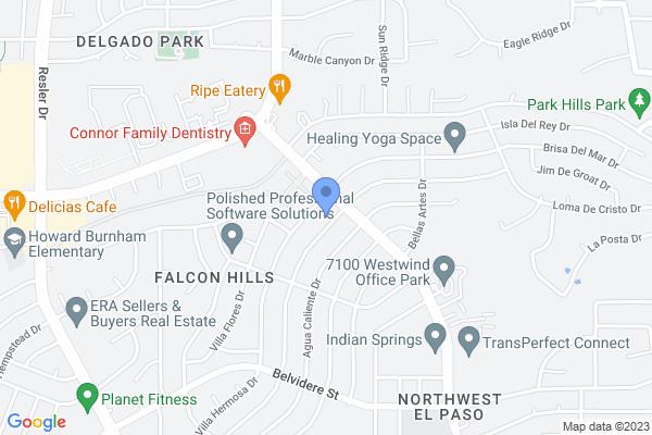 El Paso, TX 79912, USA