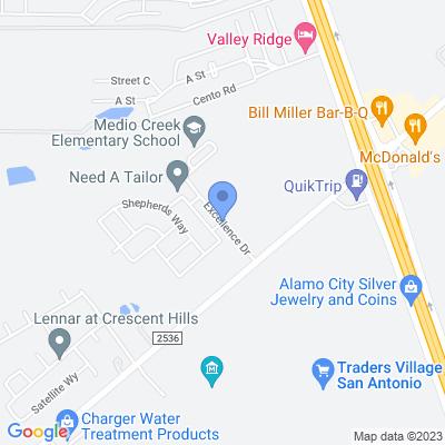 Excellence Drive, San Antonio, TX 78252, USA