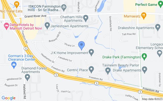 Farmington, MI 48335, USA