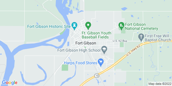 Fort Gibson Car Rental