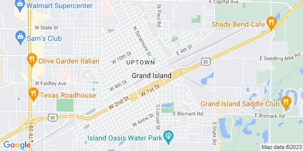 Grand Island Hotels