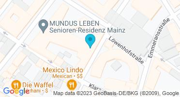 Google Maps Große Bleiche 46, 55116 Mainz