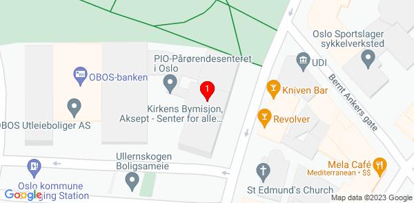Google Map of Oslo