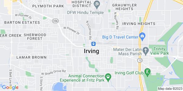 Irving Car Rental