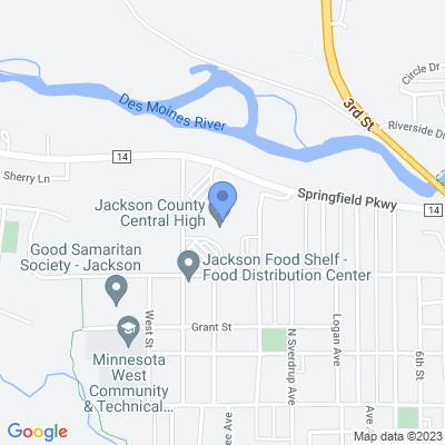 Jackson County Central High School, 1128 N Hwy, Jackson, MN 56143, USA