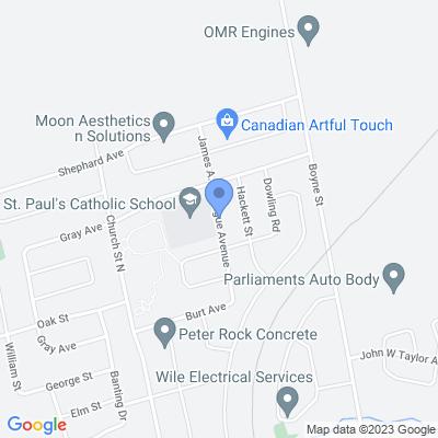 James A. McCague Avenue, Alliston, ON L9R, Canada