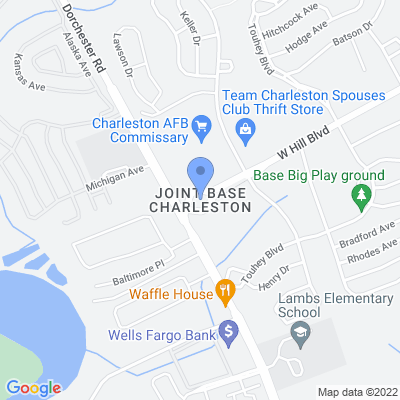 Joint Base Charleston, SC 29404, USA