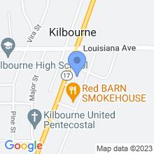 Kilbourne, LA 71253, USA