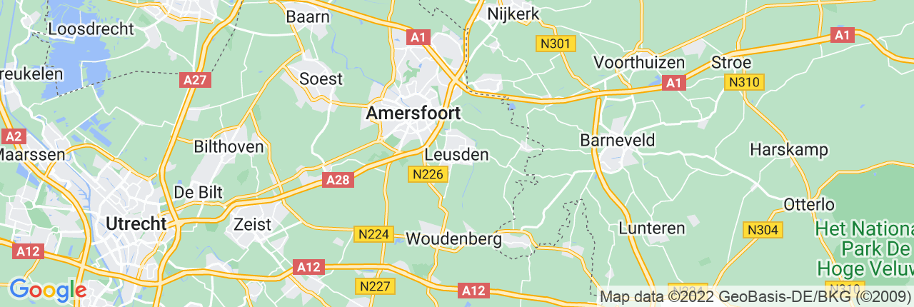 Taxi Amersfoort Leusden