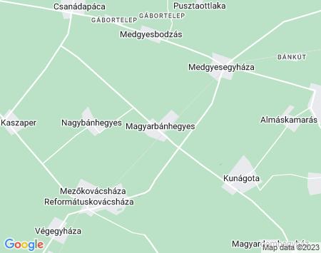 Riasztó Magyarbánhegyes