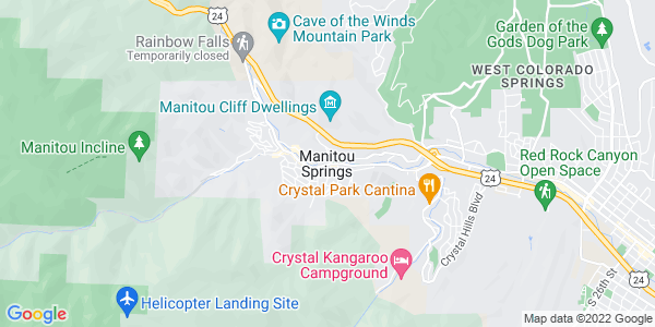 Manitou Springs Car Rental