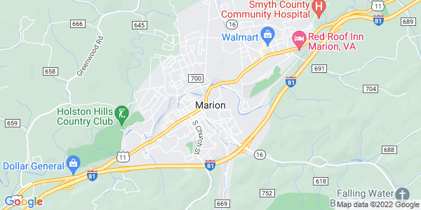 Marion Car Rental