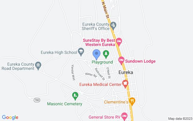 Matthew Street, Eureka, NV 89316, USA