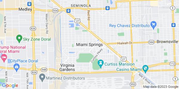 Miami Springs Car Rental