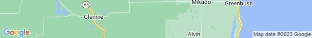 Map of MI