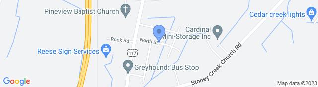 North St, Goldsboro, NC 27530, USA