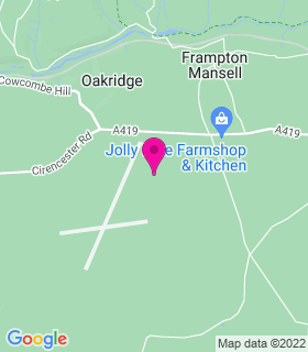 Google Map of , Nr Stroud, GL6 8HX