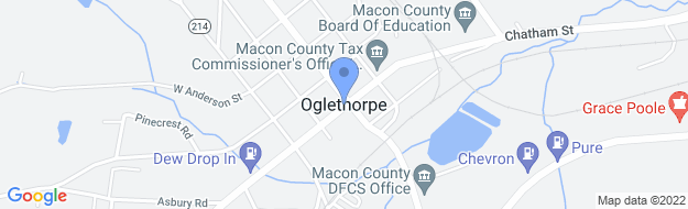 Oglethorpe, GA 31068, USA