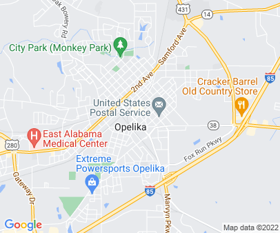 Opelika, AL medical transport service