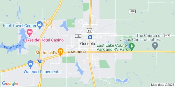 Osceola Hotels