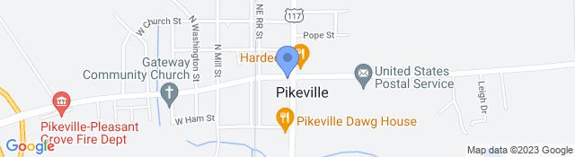 Pikeville, NC 27863, USA