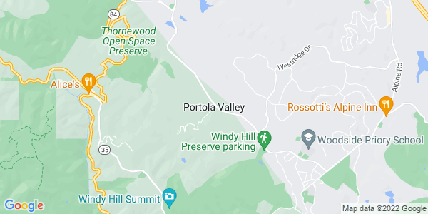 Portola Valley Hotels