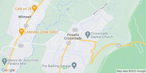 Powells Crossroads Gyms