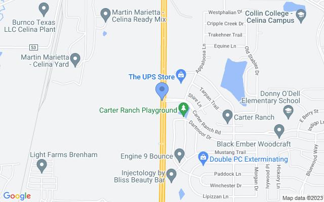 Punk Carter Parkway, Celina, TX 75009, USA