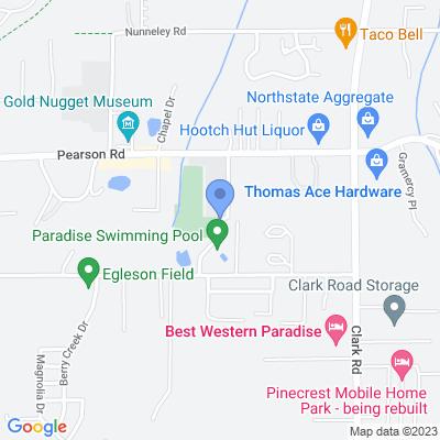 Recreation Drive, Paradise, CA 95969, USA
