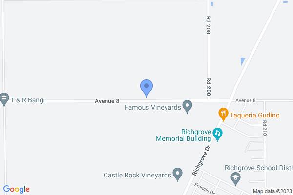 Richgrove, CA 93261, USA