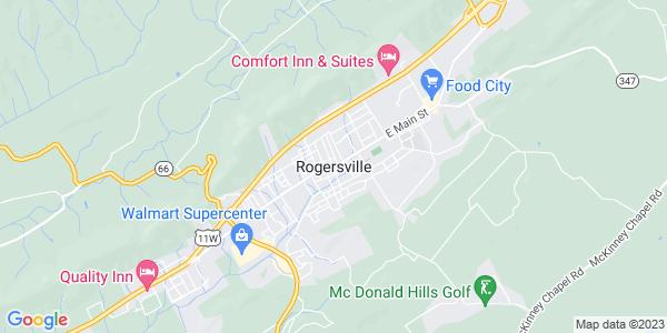Rogersville Hotels