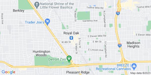 Royal Oak Gyms