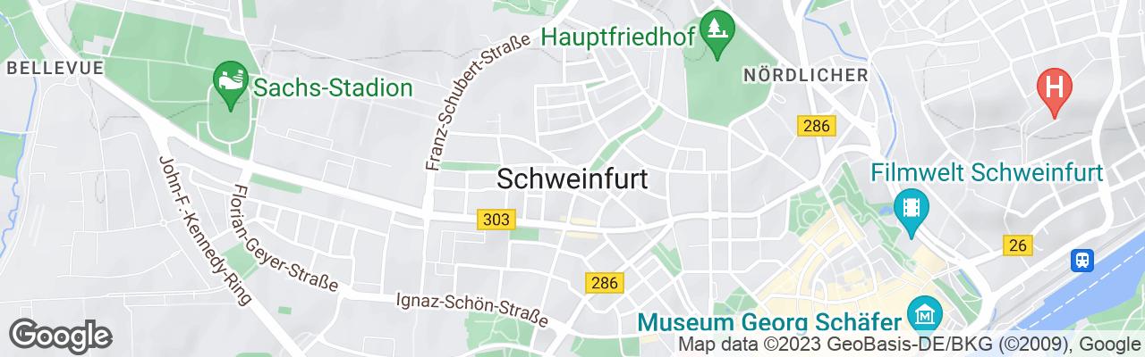 Handy Smartphone Reparatur Schweinfurt PLZ: 97421
