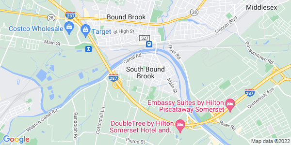 South Bound Brook Hotels