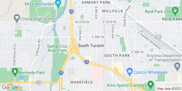 South Tucson Hotels