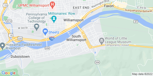 South Williamsport Hotels