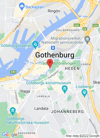 Google Map of Stora Nygatan 29, Göteborg