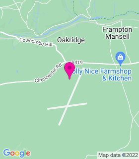 Google Map of , Stroud, GL6 8HR