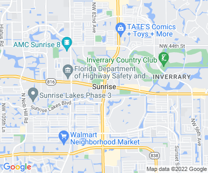 Sunrise, FL medical transport service