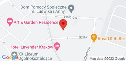 ul. Szlak 24, 31-153 Kraków