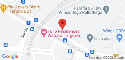 ul. Targowa 12, 03-731 Warszawa