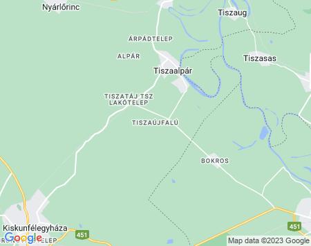 Lakásriasztók Tiszaújfalú