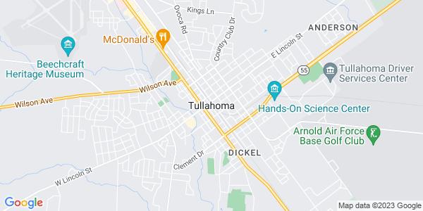 Tullahoma Gyms