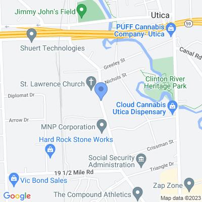 Utica Rd, Utica, MI 48317, USA