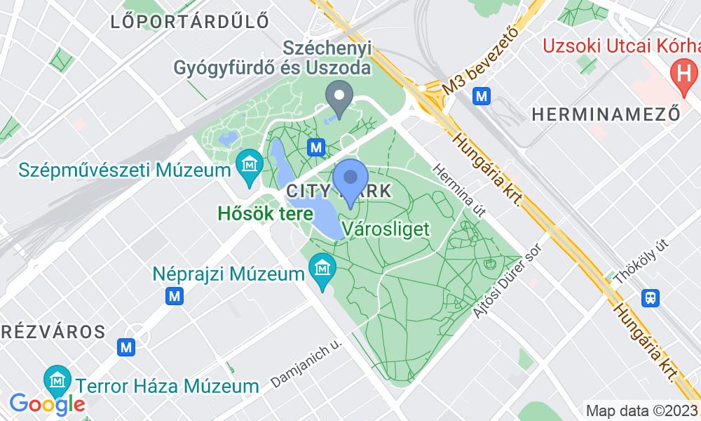 Location of the photo: Vajdahunyad Castle