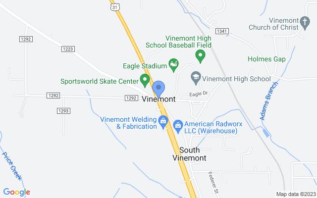 Vinemont, AL 35179, USA