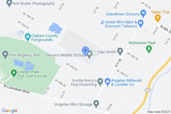 W 14th St, Port Angeles, WA 98362, USA