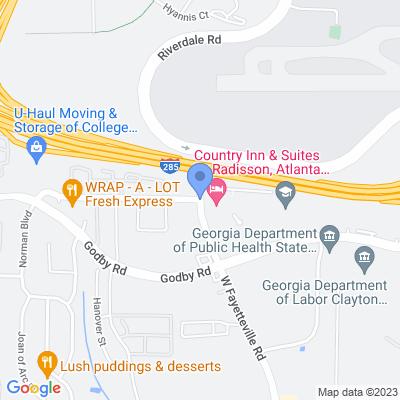 W Fayetteville Rd, College Park, GA 30349, USA