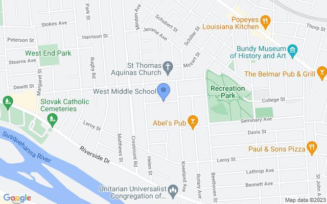 W Middle Ave, Binghamton, NY 13905, USA